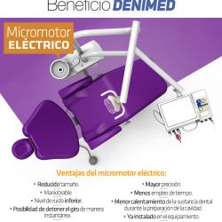 micromotor eléctrico